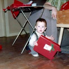 I get presents? Woo hoo!