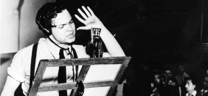 We've come a long way since Orson Welles' War of the Worlds saga. But we're still just as gullible. AP Images.