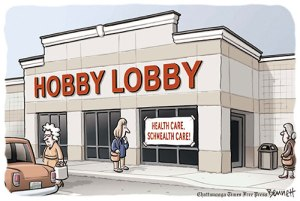 As usual, Clay Bennett says it better than I can. Image from Truthdig.