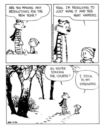 I miss you more every day, Bill Watterson.