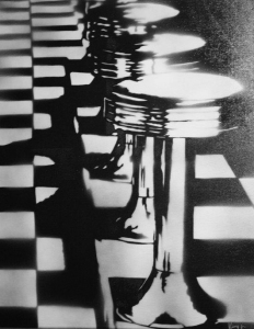 Diner, by Ray Ferrer.