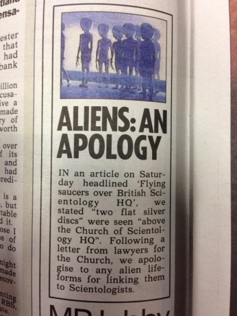 Yes, indeed, aliens, we wholeheartedly apologize. Image found on BuzzFeed.