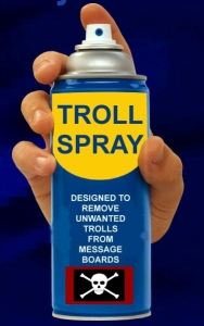 If only getting rid of trolls was this easy. Image found on Digiex.