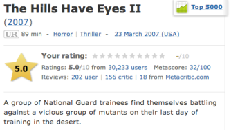 Now I'm wondering if the mutants are like the ones in Total Recall ... Image found on I Know What I Know.