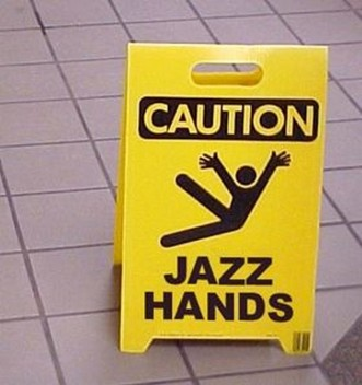Where can I get one of these? I've been running into entirely too many jazz hands lately. Image found on SunnySkyz.
