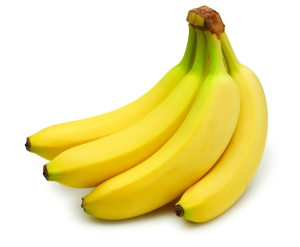 Dear gnats. See these pretty bananas? They're mine. Get your own. Image found on FoodMatters.