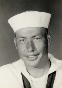 Uncle C.L. (Carl Lester) served in the Navy in the 1960s and '70s.