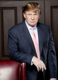 Even off the rack (which is how Trump swears he buys them), Brioni suits often start around $5,000 ... not exactly Men's Wearhouse. Image found on Forbes.