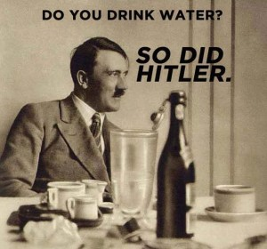 Oh. My. God. I drink water every day!!! Image found on inspiringthealtruisticmovement.