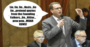 OK, I admit it ... this one just cracks me up. Image found on WinningDemocrats.