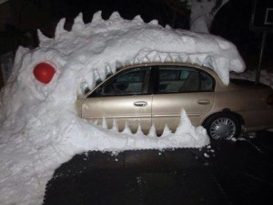 This is the kind of snowmageddon I could live with. Image found on The Valley Patriot.
