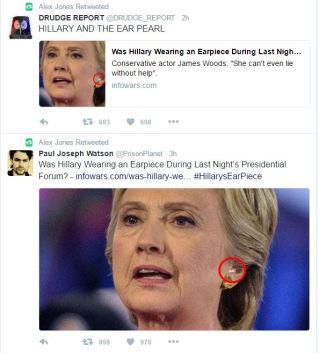 She's evil! EEEEEEE-vil! Image found on MediaMatters.